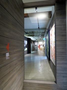 Museo interno ingresso