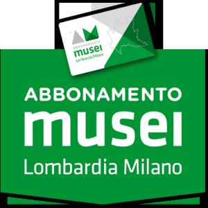 Logo Abbonamento Musei Lombardia Milano