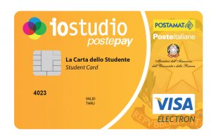 Io studio - Carta dello studente