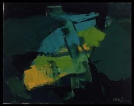 """Dipinto """"Paesaggio 3"""" di Pittigliani"""