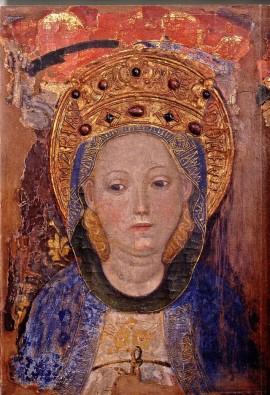 """Bottega dei f.lli Zavattari """"Madonna del bosco"""""""