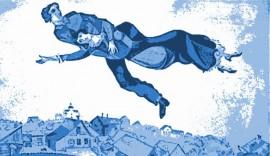 Dipinto di Chagall