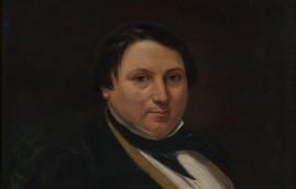 Ritratto di Giovanni Rajberti (part.)l comune di Monza