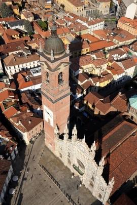 Monza veduta dall'alto