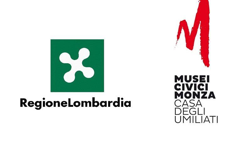 Stemma Regione Lombardia e Musei Civici
