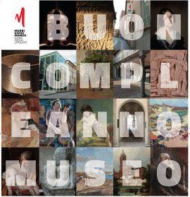 manifesto Buon compleanno museo
