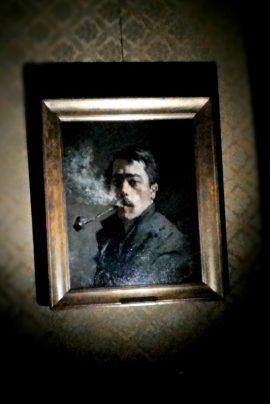 """Filippo Castelli """"Autoritratto"""""""
