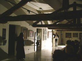 Performance teatrale La Sarabanda