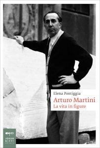 """Copertina del volume """"Arturo Martini. La vita in figure"""""""