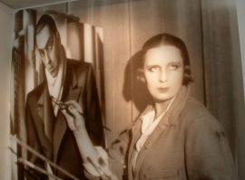 Tamara de Lempicka al lavoro