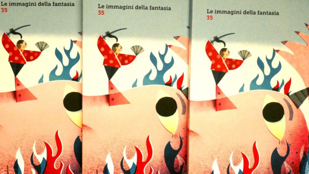 """Cataloghi mostra """"Le immagini della fantasia"""""""