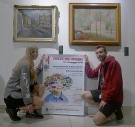 """""""Cicieroni"""" al museo"""