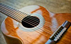 Fotografia di chitarra