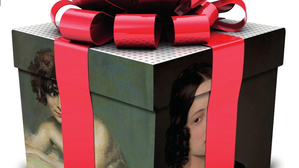 Pacco regalo incartato