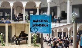 Collage foto Maratona pianistica