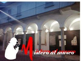 Mistero al museoritagliata
